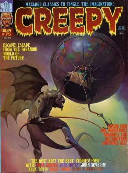 Creepy Vol 1 75