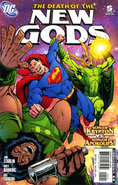 Death of the New Gods Vol 1 5