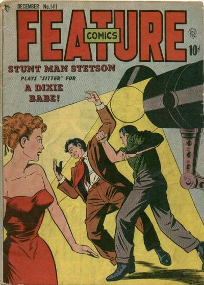 Feature Comics Vol 1 141