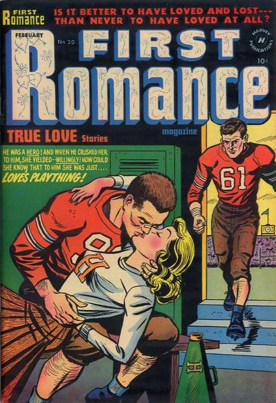 First Romance Magazine Vol 1 20