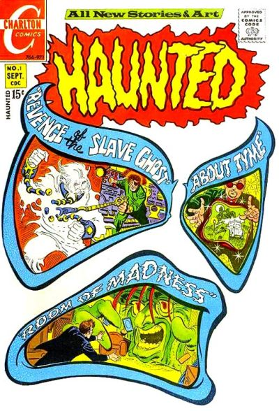 Haunted (comics)