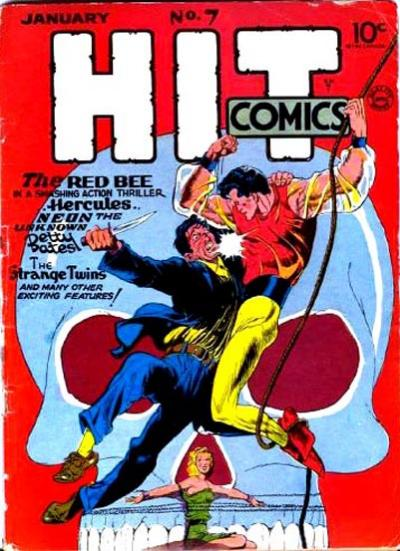 Hit Comics Vol 1 7