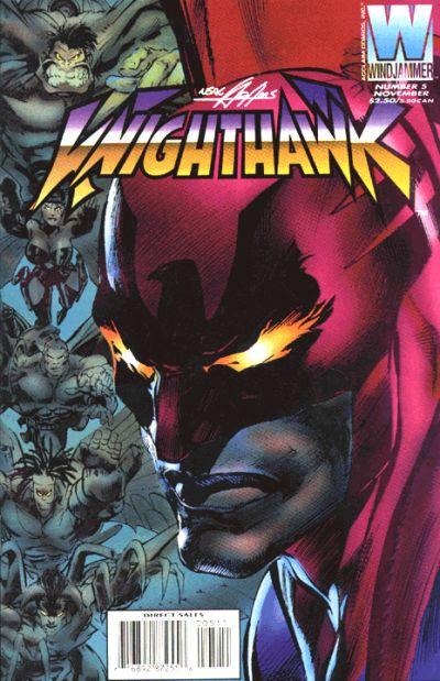 Knighthawk Vol 1 5