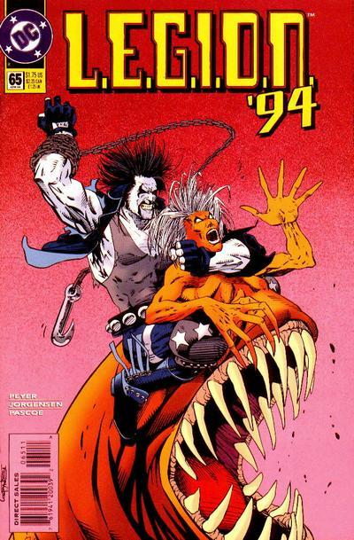 L.E.G.I.O.N. Vol 1 65