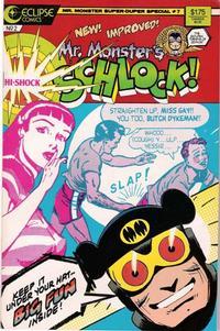 Mr. Monster's Hi-Shock Schlock Vol 1 2