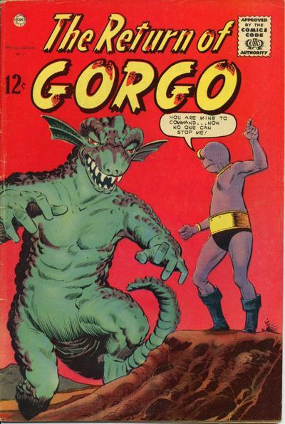 Return of Gorgo Vol 1