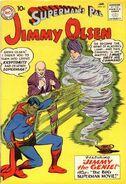Superman's Pal, Jimmy Olsen Vol 1 42
