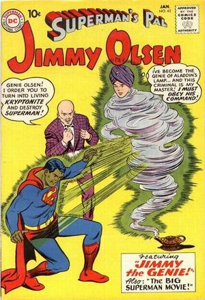 Superman's Pal, Jimmy Olsen Vol 1 42.jpg