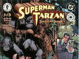 Superman/Tarzan: Sons of the Jungle Vol 1
