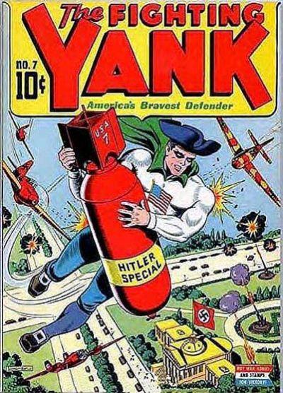 The Fighting Yank Vol 1 7