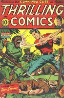 Thrilling Comics Vol 1 42