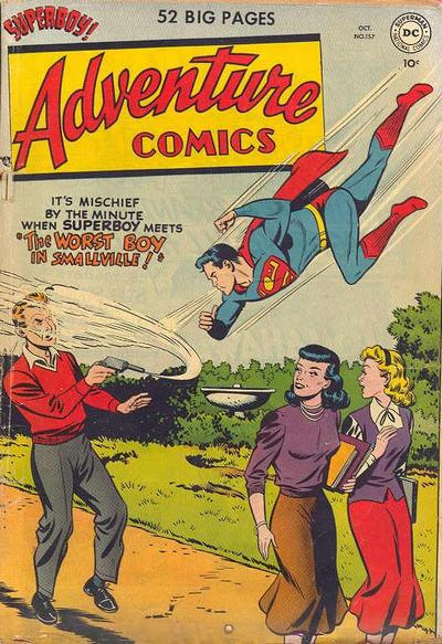 Adventure Comics Vol 1 157