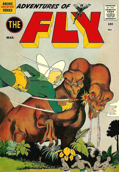 Adventures of the Fly Vol 1 11