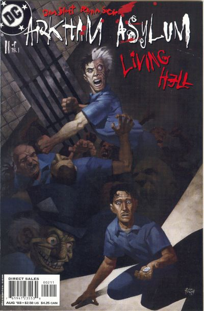 Arkham Asylum: Living Hell Vol 1 2