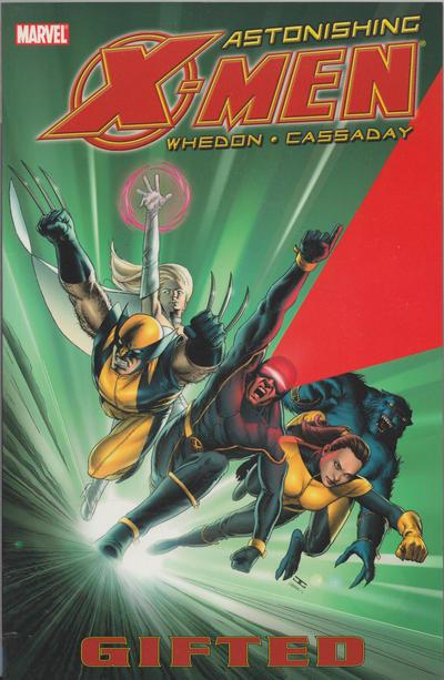 Astonishing X-Men (TPB) Vol 3 1
