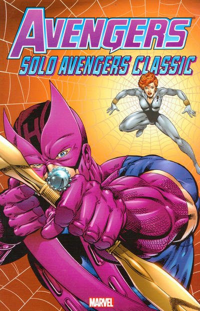 Avengers: Solo Avengers Classic Vol 1 1