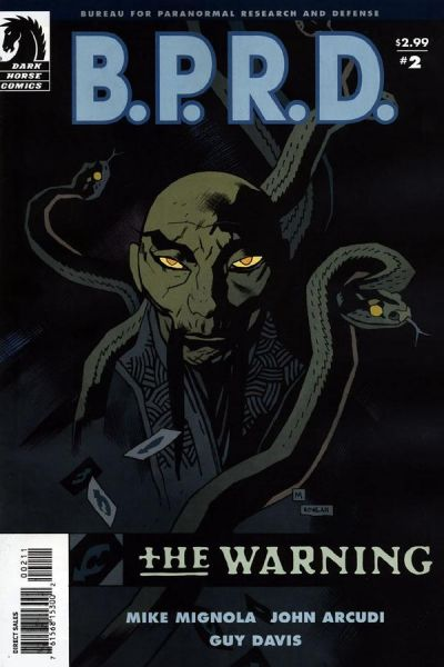 B.P.R.D.: The Warning Vol 1 2