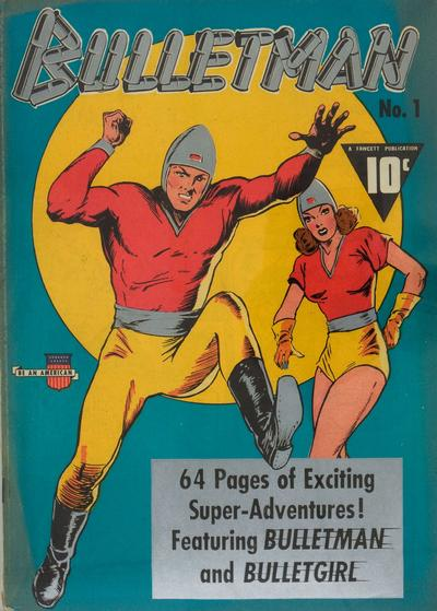 Bulletman/Covers