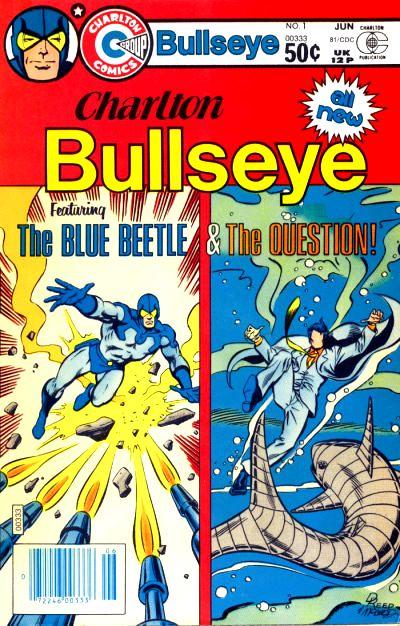 Charlton Bullseye/Covers