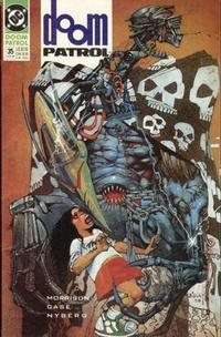 Doom Patrol Vol 2 35