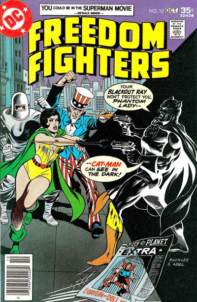 Freedom Fighters Vol 1 10