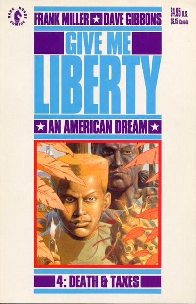 Give Me Liberty Vol 1 4