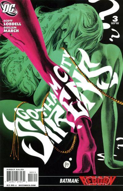 Gotham City Sirens Vol 1 3