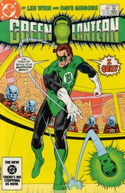 Green Lantern Vol 2 181
