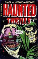 Haunted Thrills Vol 1 2