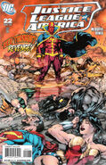 Justice League of America Vol 2 22