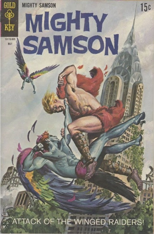 Mighty Samson Vol 1 18
