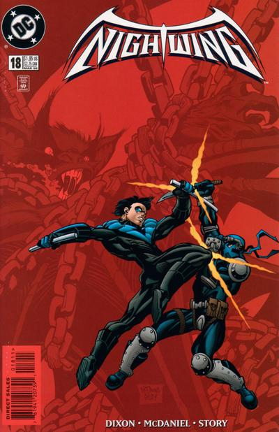 Nightwing Vol 2 18