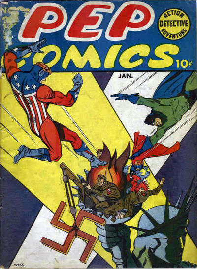 Pep Comics Vol 1 23