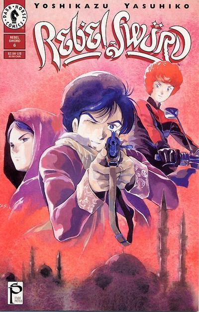 Rebel Sword Vol 1 6