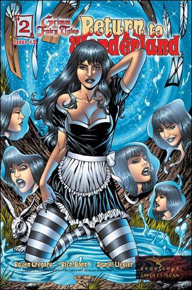 Grimm Fairy Tales: Return to Wonderland Vol 1 2