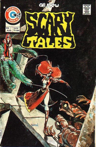 Scary Tales Vol 1