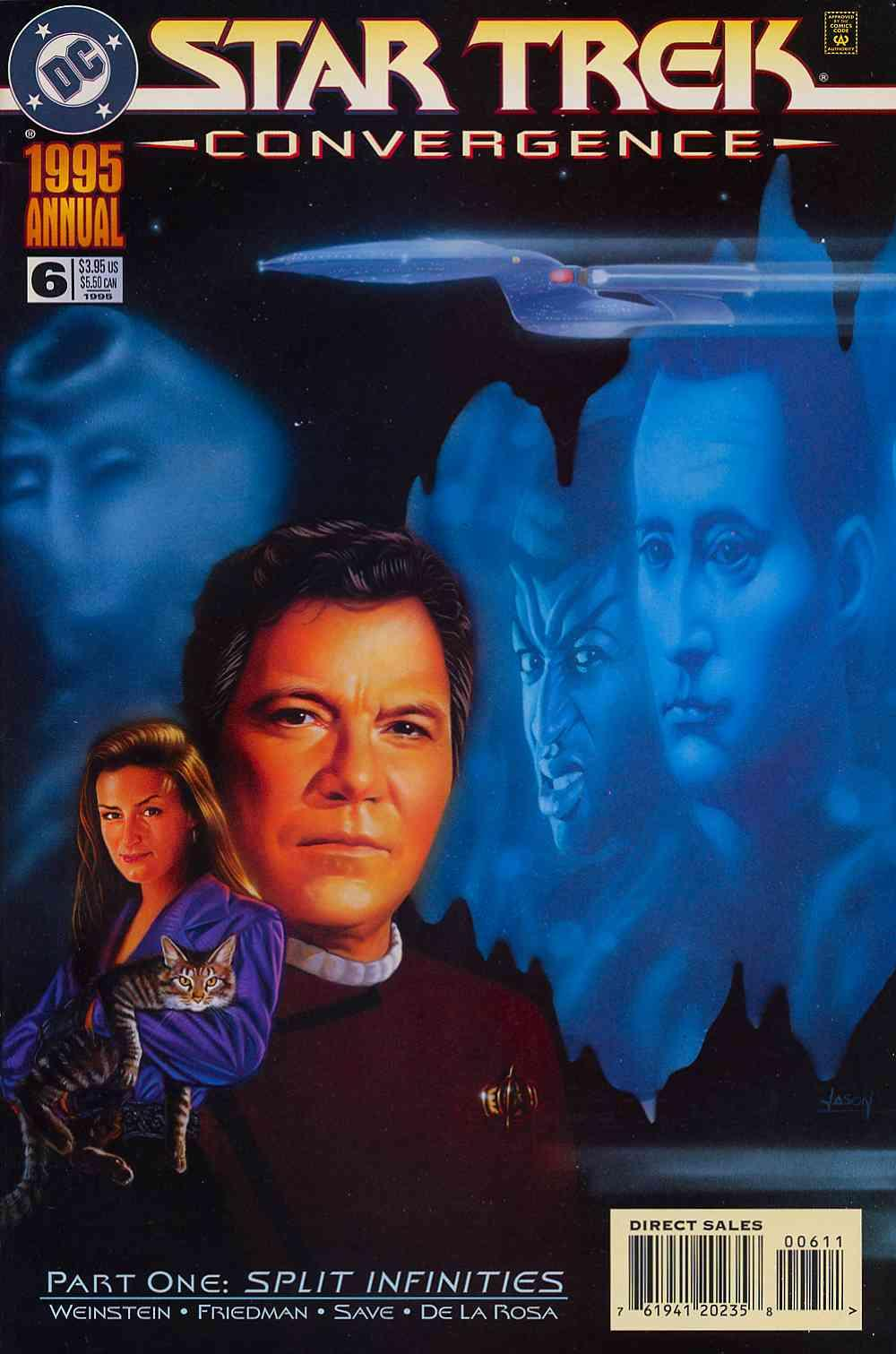 Star Trek Annual Vol 2 6