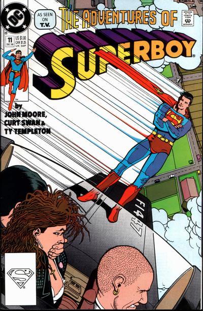 Superboy Vol 3 11