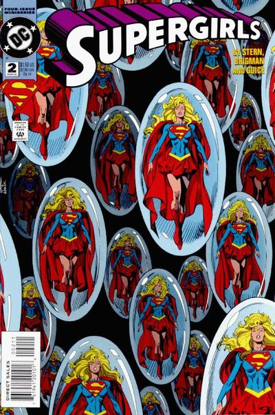Supergirl Vol 3 2