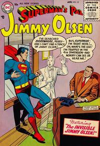 Superman's Pal, Jimmy Olsen Vol 1 12.jpg