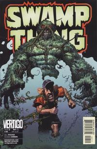 Swamp Thing Vol 4 7