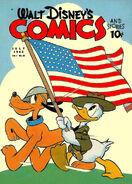 Walt Disney's Comics and Stories Vol 1 22