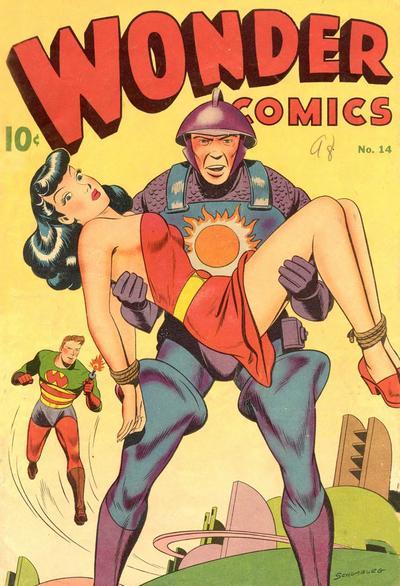 Wonder Comics Vol 1 14