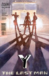 Y: The Last Man Vol 1 21