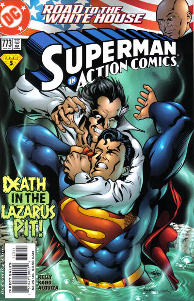 Action Comics Vol 1 773