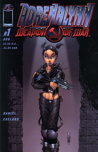 Adrenalynn Weapon of War Vol 1 1