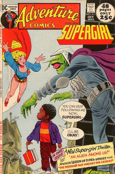 Adventure Comics Vol 1 411