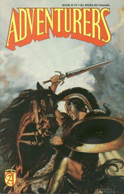 Adventurers Book II Vol 1 7