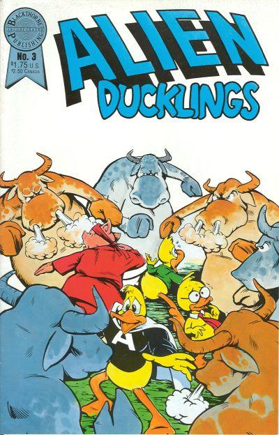 Alien Ducklings Vol 1 3