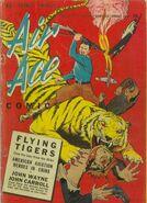 Bill Barnes, America's Air Ace Comics Vol 1 9